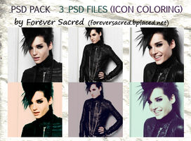 .PSD Pack 3 - Icon Coloring by Nexaa21