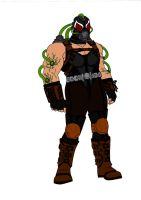 Bane Redesign! by Comicbookguy54321