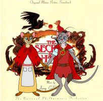 NIMH: Mr. and Mrs. Brisby by Redtriangle