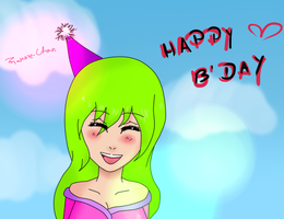.:Happy B-day Clara:. by ran-chu