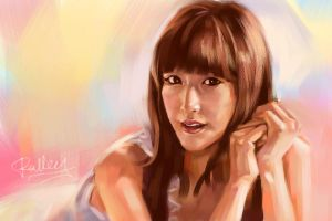 SNSD-Tiffany by KoweRallen