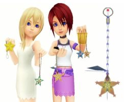 MMD Charms and Wayfinders DL REMOVED by Fly-Into-The-Sunset