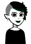 my talksprite (new) by FromRedToTheDead