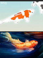 Koi Vector - Draw this Again by shesta713