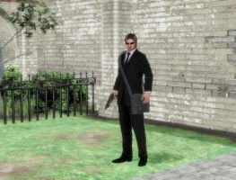 Leon Scott Kennedy Suit Mod by ItalianUtent