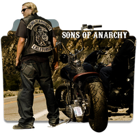 Sons Of Anarchy-TV Series by Alchemist10