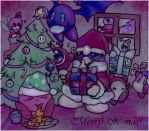 KBY-Merry X'mas by Mikoto-chan