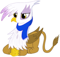 Gilda is not amused by CrusierPL