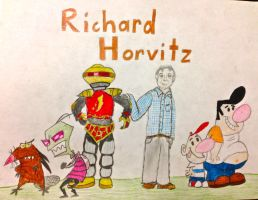 Richard Horvitz by BravoKrofski
