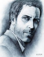 Gregory House by Glissar