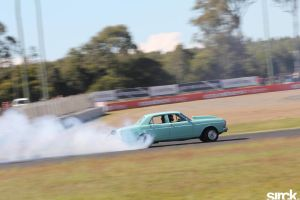 old school muscle drift by small-sk8er