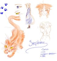 Stephanie by moonkittyproductions