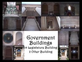 Government Buildings by TatteredButterfly
