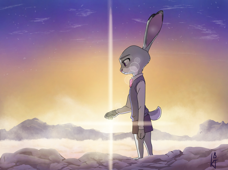 Twilight Encounter : Judy by IttyBittyKittyTittys