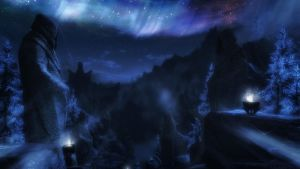 Sovngarde III by Solace-Grace