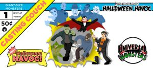 BBB - Casting Couch: Universal Monsters by EuJoyuen