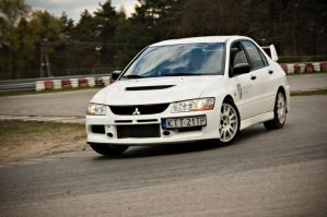 Lancer Evolution 9 #4 by redsunph