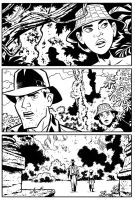 Indiana Jones FCBD pg2 by cretineb