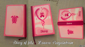 Journal of fate - Mawaru Penguindrum by Lynah