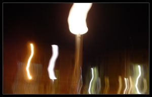 Light in Motion II by Anere
