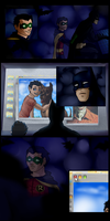 Damian is gone. by Neo-Jackal
