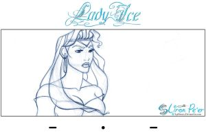 Lady Ice Rough 15 by LPDisney