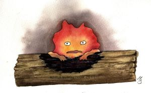Calcifer by bofink