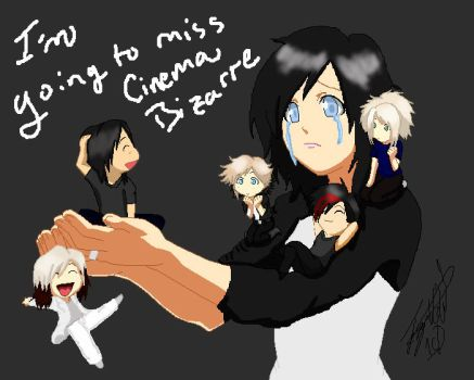 Cinema Bizarre will be missed by Aira09