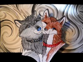 For_Aranel_And_Crosshound by BantamWolf