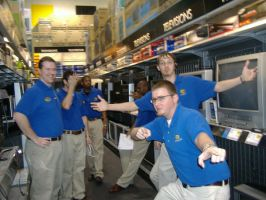 Best Buy Guys.. by padfoot803