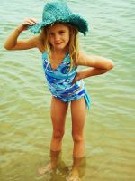 Beach Babe by TayLee1203