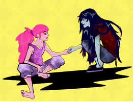 Bubbline III by sibandit