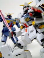 MSIA RX-121-1 Gundam TR-1 by archaznable30