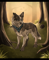 AC Scout by MapleSpyder