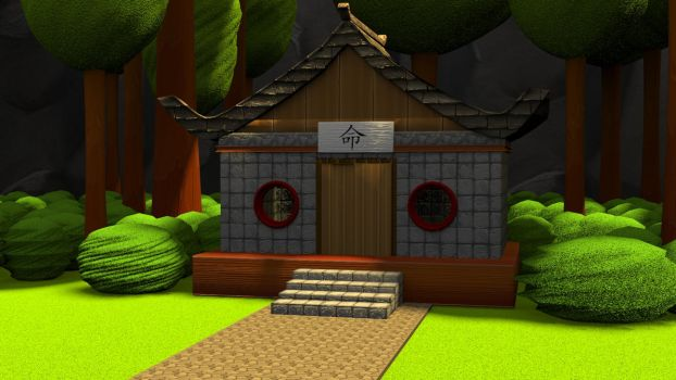 Little house by the-kender