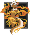 The Inner Fire by Akane-The-Fox