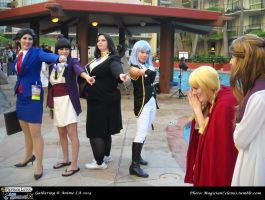 PL vs AA Gathering: Mistresses VS Witches by KatyMerry
