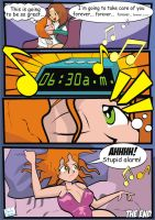 Dream time page 3 by DJSeanD