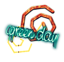 Green Day Png Para Selene by Dolly-Editions