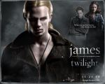 James from Twilight by marysenazachema