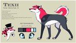 Texii Reference Sheet [2014] by Sutexii