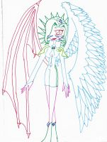 Angel of colours by fruits-basket-head