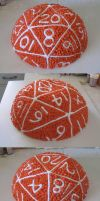 D20 Cake 1 by R-Eventide