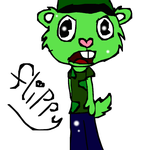 Flippy in siadg style by Flockythecat