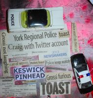 Cops Toast Craig With Twitter Account by KeswickPinhead
