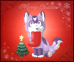Merry Christmas 2011 by Zerwolf