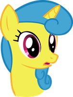 Surprised Lemon Hearts Vector by Th3m0vingshad0w