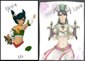 talim comparison by kshah