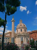 Trajan's Column by Ibilicious