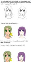 Lazy MS Paint Coloring Tutorial by Meeps-Chan